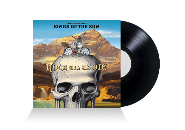 Clifford Hoad's Kings Of The Sun
