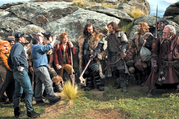 Movie 1 - The Hobbit cont from cover