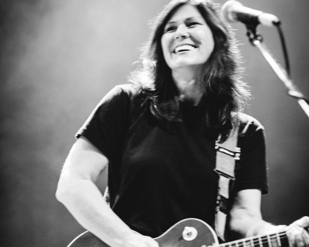 The Breeders perform at the Astor Theatre, Mount Lawley on Oct 31, 2013.