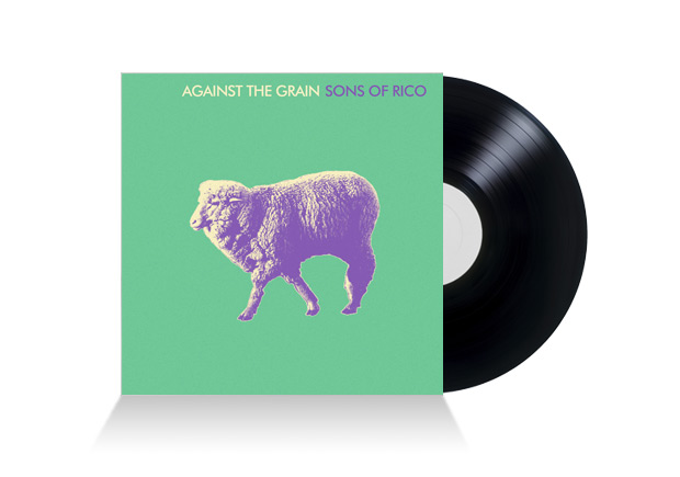 Sons Of Rico – Against the Grain