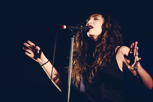 Lorde - Laneway 2014 - Photo by Rachael Barrett-1