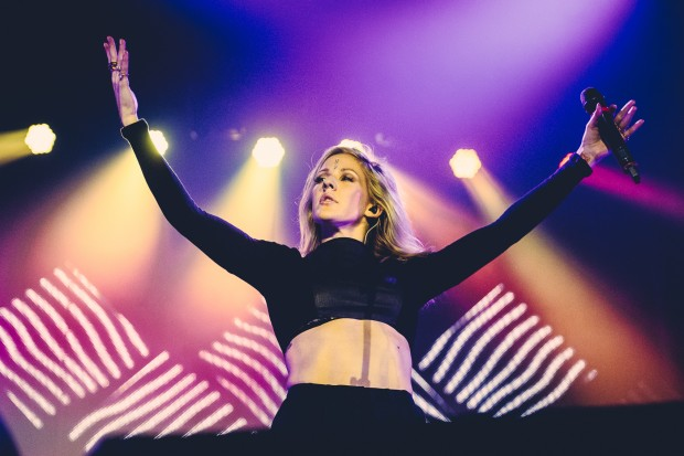 Ellie Goulding @ Challenge Stadium, Wednesday, June 28