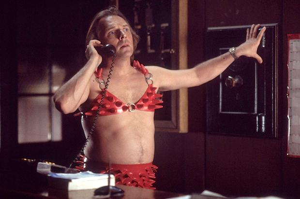 Rik Mayall as Richie