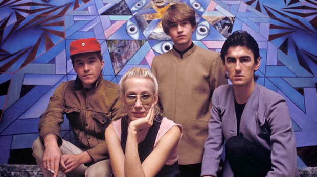 The Go-Betweens  -  Pic: Derek Ridgers