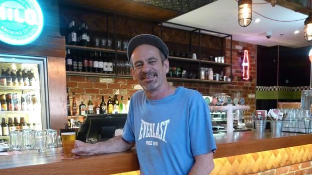 Ken Arrowsmith of Northbridge Brewing Co