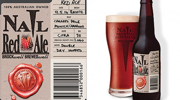 Nail Red Ale