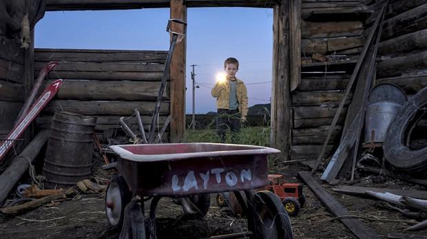 TS Spivet film Kyle Catlett