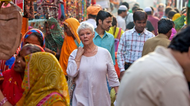 THE SECOND BEST EXOTIC MARIGOLD HOTEL Second Comes Right After First