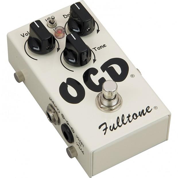 OCD Fulltone Overdrive Effects Pedal