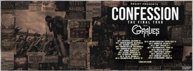 X Press Magazine Entertainment In Perth Confession Guests Graves